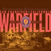 Grateful Dead - The Warfield, San Francisco, CA 10/9/80 (RSD) 2XLP Vinyl