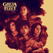 "Greta Van Fleet - Black Smoke Rising 12"" EP Vinyl"