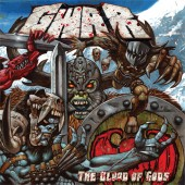 GWAR - The Blood Of Gods (Pink) 2XLP Vinyl