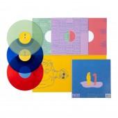Mac Miller - Faces (Indie Ex) (Tri - Colored) (3XLP)