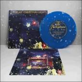 "Coldplay - Christmas Lights (Blue) 7"""