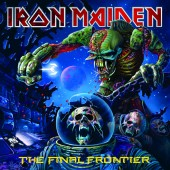 Iron Maiden - The Final Frontier 2XLP