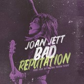 Joan Jett - Bad Reputation: Music From The Original Motion Picture LP