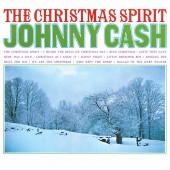 Johnny Cash - The Christmas Spirit (Red) LP