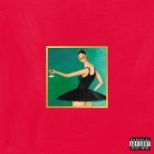Kanye West - My Beautiful Dark Twisted Fantasy 3XLP