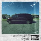 Kendrick Lamar - good kid, m.A.A.d city 2XLP