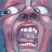 King Crimson - In The Court Of The Crimson King (200 Gram) 2XLP vinyl