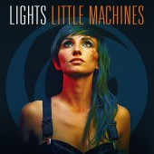 Lights - Little Machines LP
