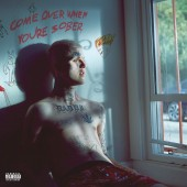 Lil Peep - Come Over When You're Sober, Pt. 1 & Pt. 2 (Black) 2XLP vinyl