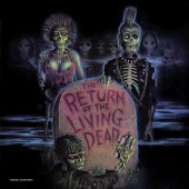 Soundtrack - The Return Of The Living Dead (Black & Brown) Vinyl LP