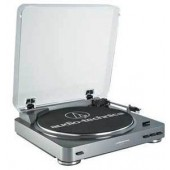 Audio-Technica AT-LP60 Fully Automatic Stereo Turntable System