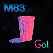 "M83 - Go! (Blue)12"""