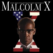 Soundtrack - Malcolm X Vinyl LP