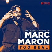 Mark Maron - Too Real 2XLP Vinyl