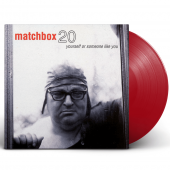 Matchbox Twenty - Yourself Or Someone Like You LP (RED)