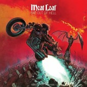Meat Loaf - Bat Out Of Hell 180 Gram Limited Edition Red Vinyl