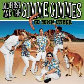 Me First And The Gimme Gimmes - Go Down Under 2x7""