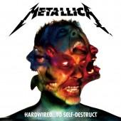 Metallica - Hardwired…To Self-Destruct (Pink) 2XLP
