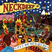 Neck Deep - Life's Not Out To Get You (Transparent Blue) Vinyl LP