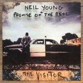 Neil Young + Promise of the Real - Visitor Vinyl LP