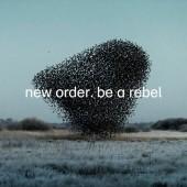 New Order - Be a Rebel (Dove Grey) Vinyl LP