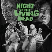 Soundtrack - Night of the Living Dead 2XLP vinyl