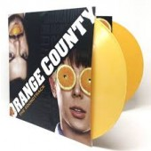 Various Artists - Orange County (Limited Orange) 2XLP vinyl
