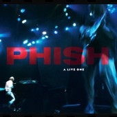 Phish - A Live One (Red/Blue) 4XLP