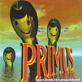 Primus - Tales From The Punchbowl (Magenta) 2XLP