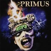Primus - Antipop (Blue) 2XLP Vinyl