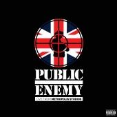 Public Enemy - Live At Metropolis Studios 2XLP