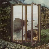 Quicksand - Interiors (Clear with Black Smoke) LP