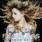Taylor Swift - Fearless (Clear w/ Gold) Vinyl LP