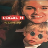 Local H - As Good As Dead (RED) 2XLP