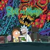 Rick and Morty - The Rick and Morty Soundtrack (Box Set) Vinyl
