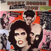 Various Artists - The Rocky Horror Picture Show Original Soundtrack Recording LP