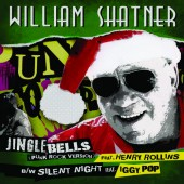 William Shatner - Jingle Bells (Punk Rock Version) 7""