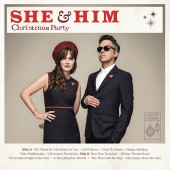 She & Him - Christmas Party LP