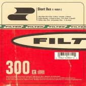 Filter - Short Bus Vinyl LP
