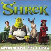 Soundtrack - Shrek: Music From The Original Motion Picture (Green Starburst) Vinyl LP