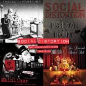 Social Distortion - Vinyl Box Set  4XLP Boxset