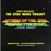 Soundtrack - The Star Wars Trilogy (The Utah Symphony Orchestra) LP
