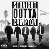 Various Artist - Straight Outta Compton Soundtrack 2XLP