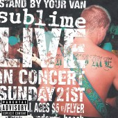 Sublime - Stand By Your Van LP