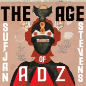 Sufjan Stevens - The Age Of Adz 2XLP