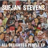Sufjan Stevens - All Delighted People 2XLP