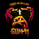 Sum 41 - Order In Decline Vinyl LP