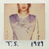 Taylor Swift - 1989 (Pink) LP
