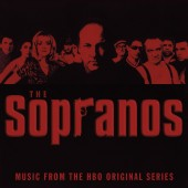 Soundtrack - Sopranos: Music From The HBO Original Series (Red w/ Black Smoke) 2XLP