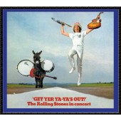 The Rolling Stones - Get Yer Ya-Ya'S Out LP